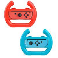 Volante para Nintendo Switch Joy-Con - 2 unidades - vermelho / azul