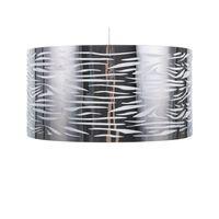 Candeeiro de tecto prata - TORNO