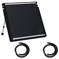 vidaXL Painel de aquecimento solar para piscina 75x75 cm