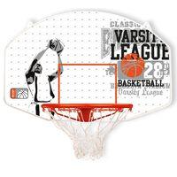 New Port Tabela basquetebol suspensa aro fibra de vidro 16NY-WGO-Uni
