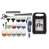 Wahl Máquina de cortar cabelo 20 pçs Color Pro 79300-1616