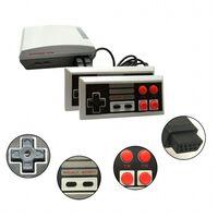 Mini console de videogame de TV estilo retro