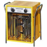 Master aquecedor com ventilador eléctrico B5EPB 510 m³/h