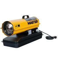 Aquecedor de queima direta a diesel Master B 35 CED