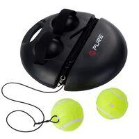 Pure2Improve Dispositivo para treino de ténis preto P2I100180