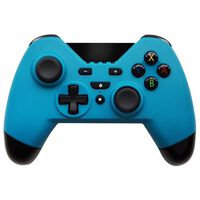 Controlador portátil para Nintendo Switch - sem fio - azul