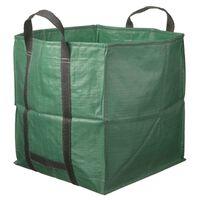Nature Saco de lixo para jardim quadrado 325 L verde 6072401