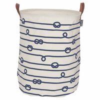 Sealskin Cesto para roupa suja Rope cor creme 60 L 362282022