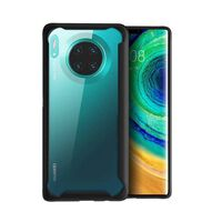 Capa para celular resistente a impactos Huawei Mate 30 - transparente