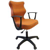 Good Chair Cadeira de escritório NORM laranja BA-B-6-B-C-FC34-B
