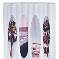RIDDER Cortina de duche California 180x200 cm