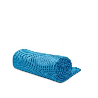 Toalha de arrefecimento - azul