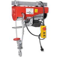 Guindaste elétrico 1300W 500 / 999 kg
