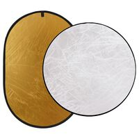 vidaXL Conjunto de refletores 5-em-1 e 2-em-1 com sacos de arrumação