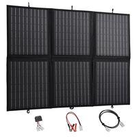 vidaXL Painel solar dobrável 120 W 12 V