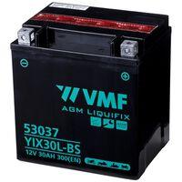 VMF Powersport Bateria Liquifix 12 V 30 Ah YIX30L-BS