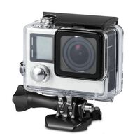 Caixa subaquática para GoPro Hero4 / Hero3 + / Hero3