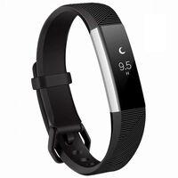 Pulseira Fitbit Alta / Hr Silicone Preto (s)