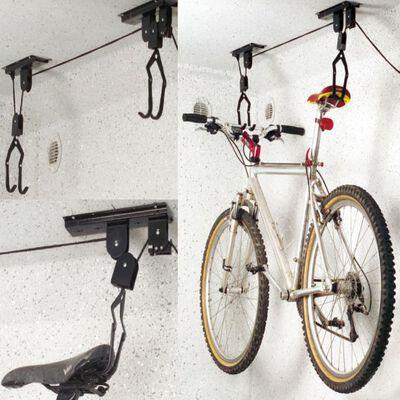 ProPlus elevador para bicicletas montado no tecto 730915