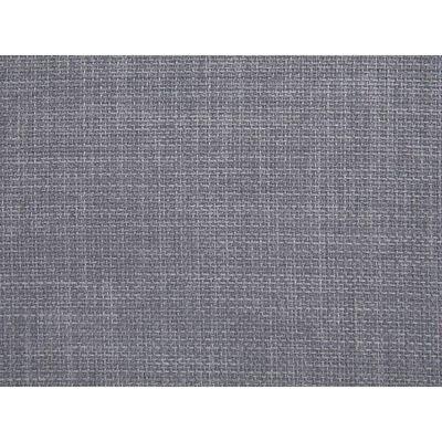 Cama estofada cinza 160x200 cm PARIS