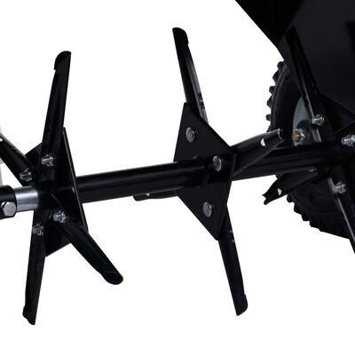 vidaXL Arejador de relvado para cortador de relva 102 cm