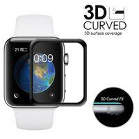 Protetor de tela para Apple Watch 2/3 (38 mm) de vidro temperado 3D Pr