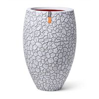 Capi Vaso Elegant Deluxe Clay 50 x 72 cm marfim