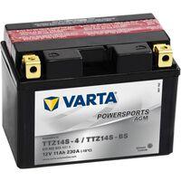 Varta Bateria para mota Powersports AGM TTZ14S/TTZ14-BS