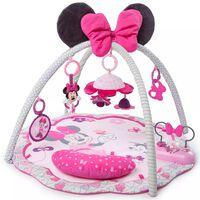Disney Ginásio de atividades Minnie Mouse Garden rosa K11097