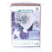 Nature Protetor de plantas contra geada 60 g/m² 2x5 m bege