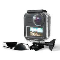 Capa À Prova D'água Para Gopro Max Action Camera