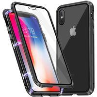 Capa magnética para iPhone X / XS - preta