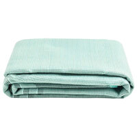 vidaXL Tent Carpet 650x250 cm Green