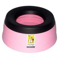 Road Refresher Bebedouro para animais antissalpicos grande rosa