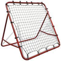Reboteiro (Rebounder) KickBack para Futebol, Ajustável, 100 x 100 cm
