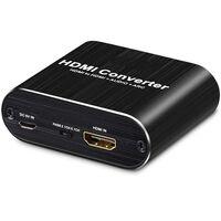 Extrator de áudio HDMI - divisor de vídeo / áudio - 3D / 4K