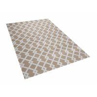 Tapete - Bege - Rectangular - 140x200cm – SERRES
