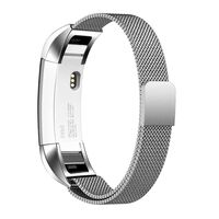 Pulseira Fitbit Alta / HR - Loop Milanese - Prata - S