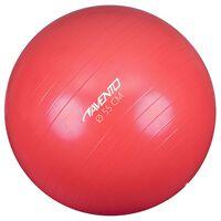 Avento Bola de fitness/ginásio 55 cm de diâmetro rosa