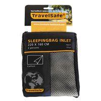 Saco de dormir com entrada para 2 pessoas da Travelsafe