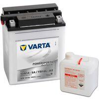 Varta Bateria para mota Powersports Freshpack YB14L-A2