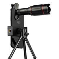 Telescópio Móvel 32x Com Suporte E Acessórios