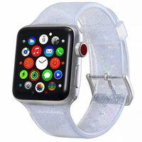 Pulseira Apple Watch 38 mm - prata brilhante