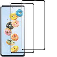 Protetor De Tela Samsung A20 Vidro Temperado Transparente Embalagem De