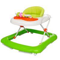 Andarilho de bebé verde