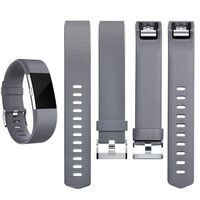 Pulseira Fitbit Charge 2 Cinza (s)
