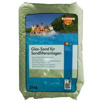 Summer Fun Filtro de vidro 20 kg 0,5-1,0 mm