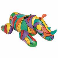 Bestway Bóia de piscina POP Rhino 41116