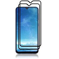 Protetor De Tela Samsung A10 Vidro Temperado Transparente Embalagem De