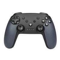 Controle sem fio compatível com Nintendo Switch - preto